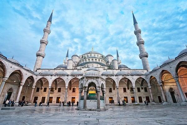 ผลการค้นหารูปภาพสำหรับ Sultan Ahmet Mosque