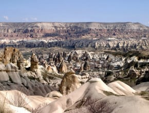 I HAVE TWO DAYS IN CAPPADOCIA