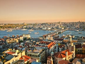 I HAVE FOUR DAYS IN ISTANBUL