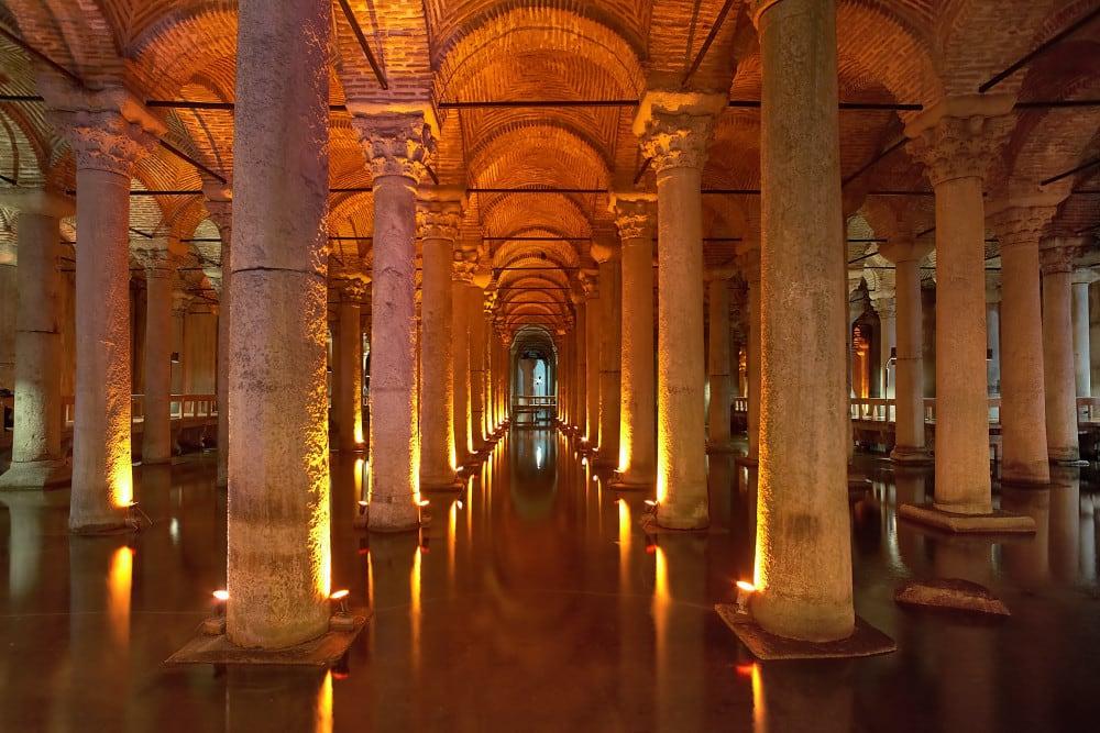 Underground Cistern Istanbulite