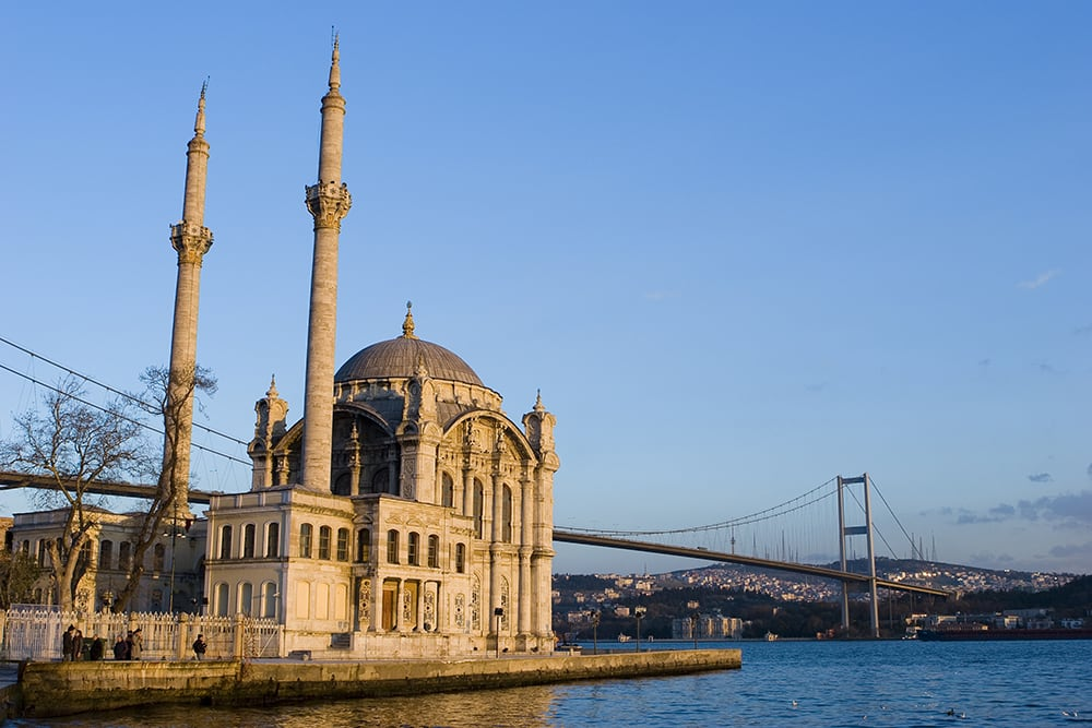 Image result for Ortakoy Mosque